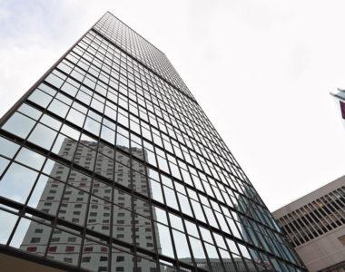 como medir la altura de un edificio